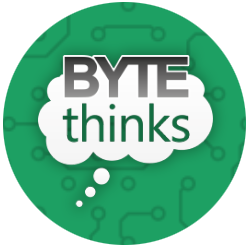 BYTEthinks Kanal Logo